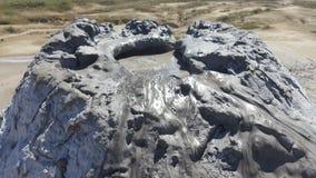 Vulcani del fango Immagine Stock