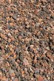 Vulcanic rock texture Stock Photos
