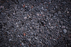 Vulcanic stones texture Royalty Free Stock Photos