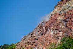 vulcano Immagini Stock Libere da Diritti
