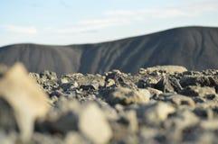 Vulcano Royaltyfri Fotografi