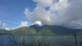Vulcano Bali wyspa Obrazy Royalty Free