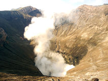 Vulcano Bromo Stock Photos