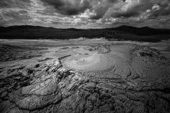 Vulcano de boue Image stock