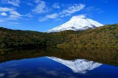 Vulcano del Cotopaxi Fotografia Stock Libera da Diritti