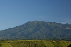 Vulcano di Baru fotografia stock
