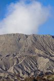 Vulcano di Bromo in Indonesia Immagine Stock