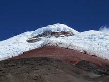 Vulcano di Cotopaxi Fotografia Stock Libera da Diritti
