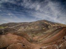 Vulcano Etna zdjęcia royalty free