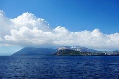 Vulcano Island,  Eol islands, Sicily, Italy Stock Image