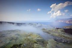 Vulcano island, italy Stock Photos