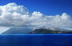 Vulcano Island, Lipari, Italy Royalty Free Stock Photography