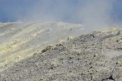 Vulcano Island, Lipari, Italy Royalty Free Stock Image