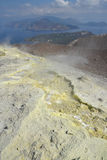 Vulcano Island, Lipari, Italy Stock Photo