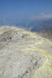 Vulcano Island, Lipari, Italy Royalty Free Stock Photos