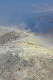 Vulcano Island, Lipari, Italy Royalty Free Stock Images