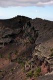 Vulcano a La Palma Immagine Stock Libera da Diritti