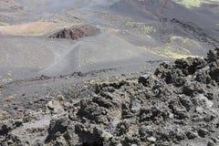 Vulcano landscape Stock Photo