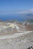 Vulcano wyspa, Lipari, Włochy Zdjęcie Stock
