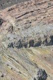 Vulcano wyspa, Lipari, Włochy Zdjęcia Royalty Free