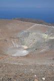 Vulcanoeiland, Lipari, Italië Royalty-vrije Stock Afbeelding