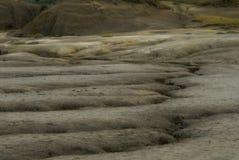Vulcanoes da lama Fotografia de Stock Royalty Free