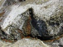 Vulcanoes de boue Photographie stock libre de droits