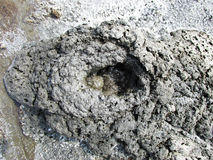 Vulcanoes de boue Photos stock