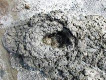 Vulcanoes del fango Fotos de archivo