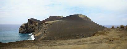 VULCAO CAPELINHOS火山 免版税库存图片