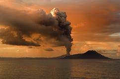 Vulkaan Royalty-vrije Stock Afbeelding