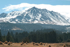 Vulkaan Royalty-vrije Stock Fotografie