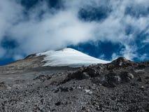 Vulkaan #1 Royalty-vrije Stock Afbeeldingen