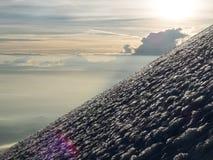 Vulkaan #6 Royalty-vrije Stock Afbeelding