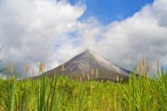 Vulkaan Arenal   Stock Fotografie