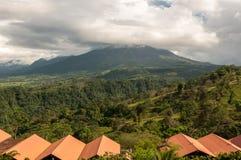 Vulkaan Arenal Royalty-vrije Stock Afbeeldingen
