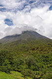 Vulkaan Arenal Stock Foto's