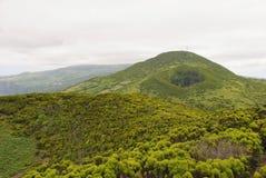 Vulkaan, Faial Stock Foto's