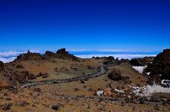 Vulkaan Teide Royalty-vrije Stock Fotografie