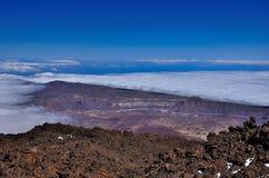 Vulkaan Teide Royalty-vrije Stock Afbeelding