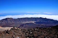 Vulkaan Teide Royalty-vrije Stock Foto's