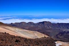 Vulkaan Teide Royalty-vrije Stock Foto