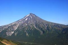 vulkan Royaltyfri Fotografi