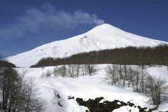 vulkan Royaltyfria Bilder