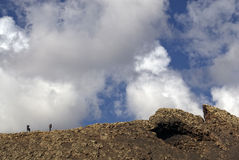 Vulkan Lizenzfreies Stockbild