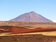 Vulkan lizenzfreie stockfotos