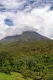 Vulkan Arenal Stockfotos