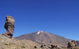Vulkan des Teide lizenzfreie stockbilder