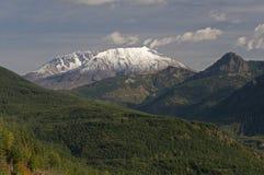 vulkan för hellensmonteringsst Arkivbild