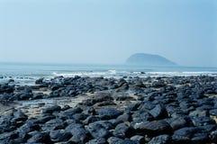 Vulkan Geopark in China 2 Lizenzfreies Stockbild